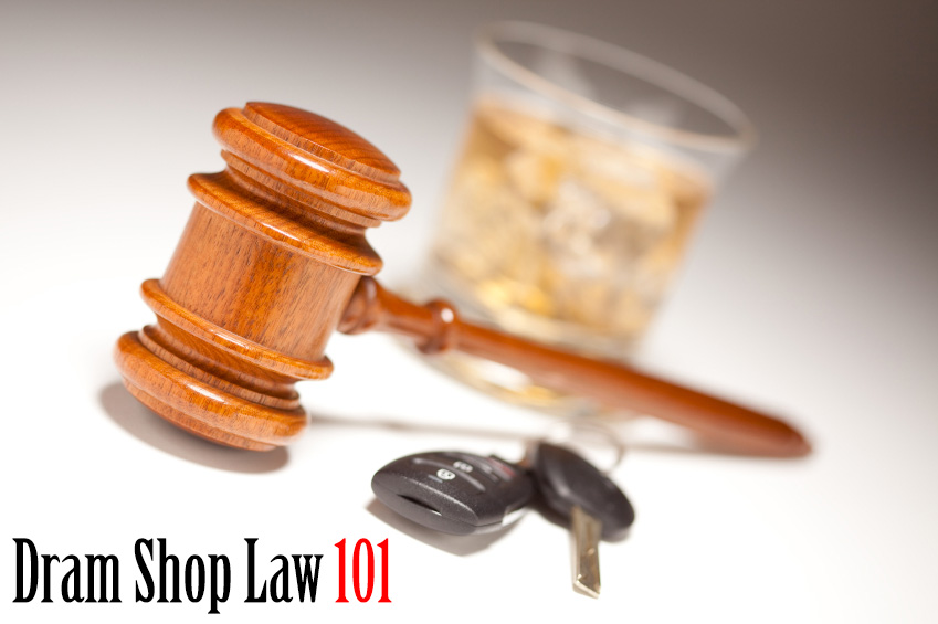 dram shop liability law Legal commentary  this georgia dram shop law protects injured parties where  their injuries, death or damages are caused by the intoxication of a person that.